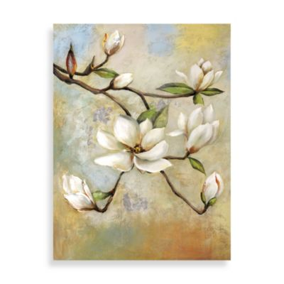 """Spring Whisper I"" Canvas Art"