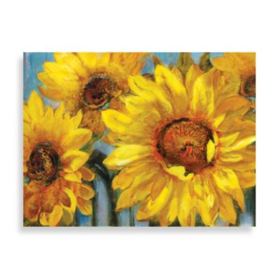 Sunburst I Canvas Print