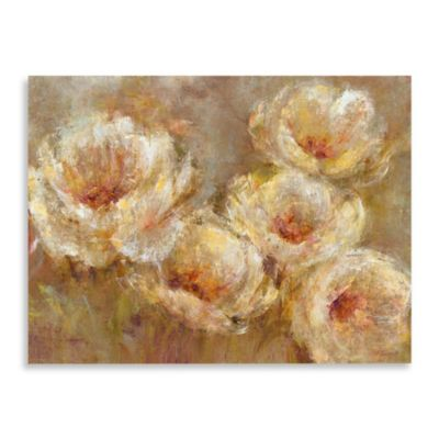 "Carson ""Poppy Breeze"" Canvas Art"