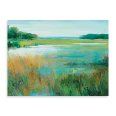 "Elinor Luna ""Summer Color II"" Canvas Print"