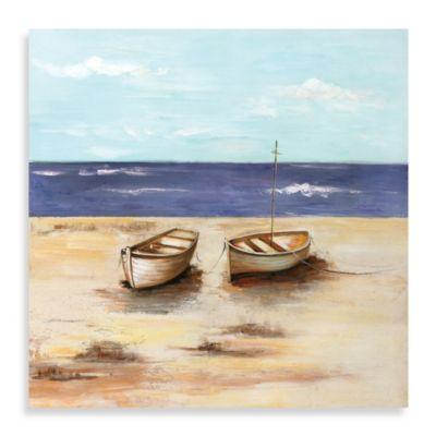 """""""Summer Duet II"""" Canvas Art"""