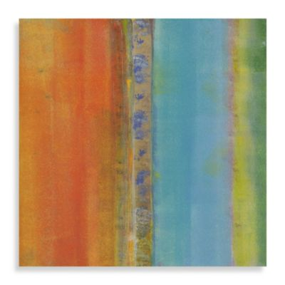 "Andrea Fono ""Carnivale Abstract 1"" Canvas Print"
