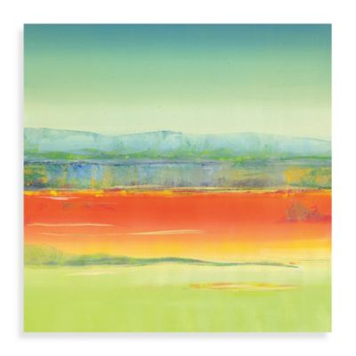 "Andrea Fono ""Horizon 1"" Canvas Print"