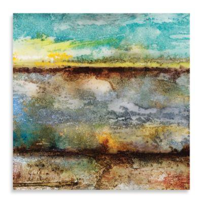 "John Douglas, ""Cote D'Opale,"" Canvas Wall Art"
