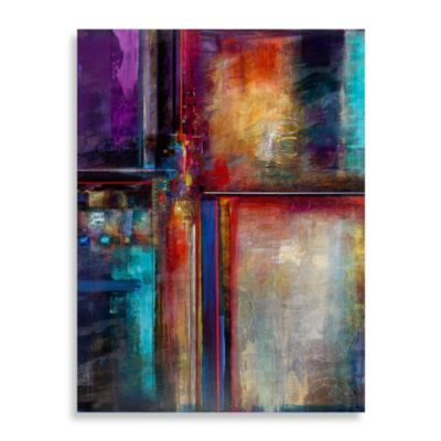 "John Douglas ""Electromagnetic"" Canvas Printed Wall Art"