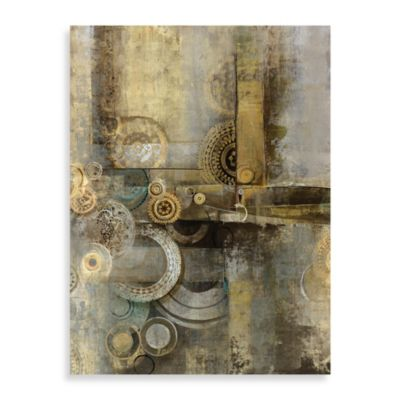 "John Douglas ""Urban Time"" Canvas Art"