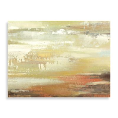 "Elinor Luna ""Abstract Fresh II"" Canvas Print"