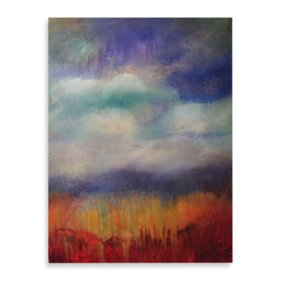 "Starlie Sokol-Hohne ""Blue Skies"" Canvas Print"