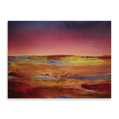 "Starlie Sokol-Hohne ""Liquid Rainbow II"" Canvas Art"