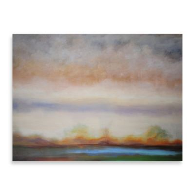 "Starlie Sokol-Hohne ""Vista 6"" Canvas Art"