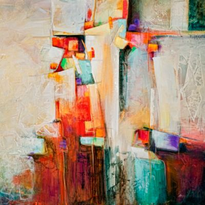 "Karen Hale, ""Another Dimension"" Canvas Wall Art"