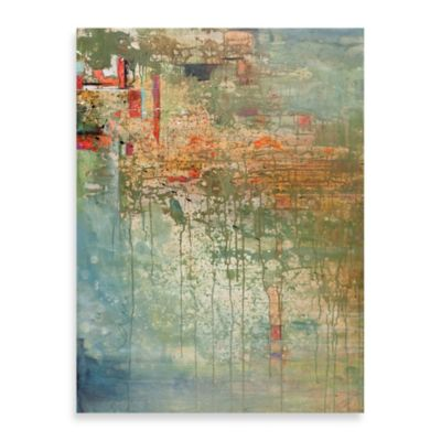 "Karen Hale, ""Underneath it All"" Canvas Wall Art"