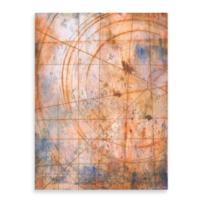 "Charlie Sokol-Hohne ""Map 2"" Canvas Art"