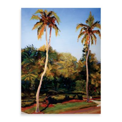 Palm Canvas Art