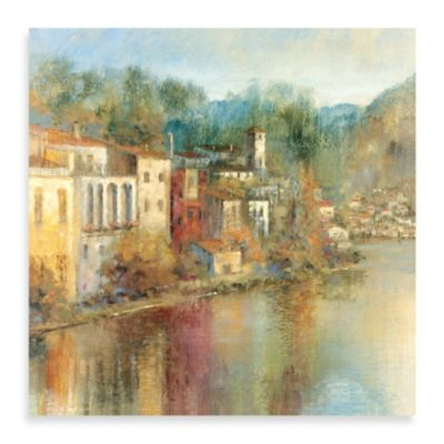 "Michael Longo ""Still Autumn"" Canvas Print"