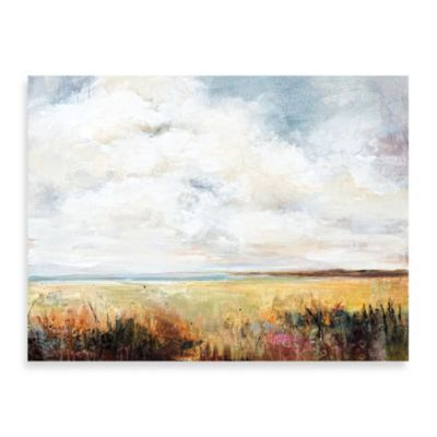 "Karen Hale ""Summer Morn"" Canvas Art"