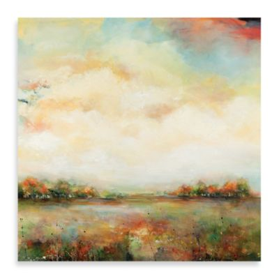 "Meadow"" Canvas Art"