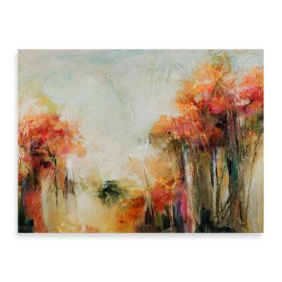 "Karen Hale ""Timberline"" Canvas Art"