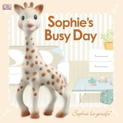 DK Publishing Baby Touch-and-Feel: Sophie la girafe®: Sophie's Busy Day Board Book