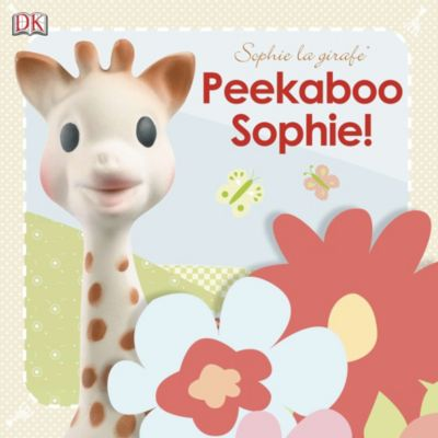 Sophie La Girafe Peekaboo Sophie! Board Book
