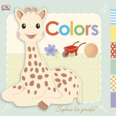 Baby: Sophie la girafe: Colors Board Book