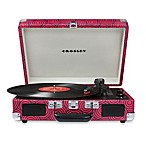 Crosley Radio Cruiser Portable Turntable in Red