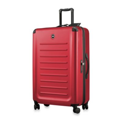Spectra 8-Wheel 32-Inch Travel Case in Red