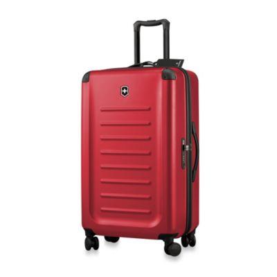Victorinox Spectra 8-Wheel 29-Inch Travel Case in Red