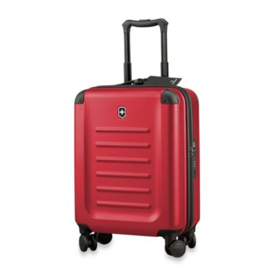Spectra 8-Wheel 21-Inch Travel Case in Red