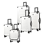 Spectra 8-Wheel Travel Case Collection in White