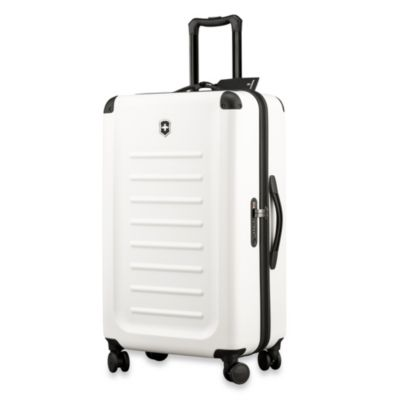 Spectra 8-Wheel 29-Inch Travel Case in White