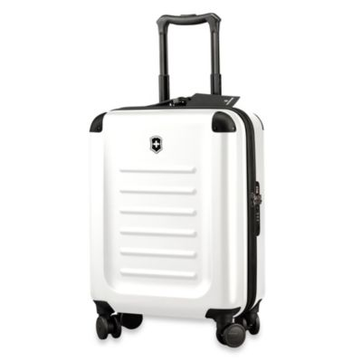 Spectra 8-Wheel 21-Inch Travel Case in White