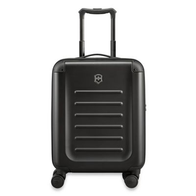 Spectra 8-Wheel 21-Inch Travel Case in Black