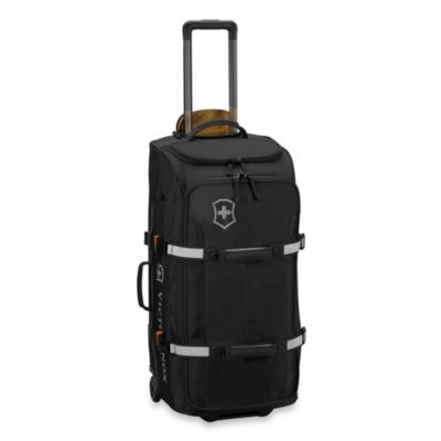 Victorinox® CH-97™ 2.0 Alpineer Wheeled Duffel in Black