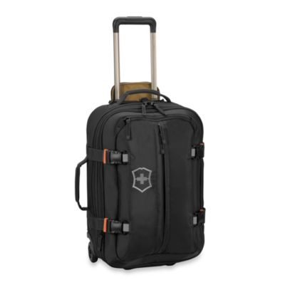Victorinox CH-97™ 2.0 22-Inch Expandable U.S. Carry-On in Black