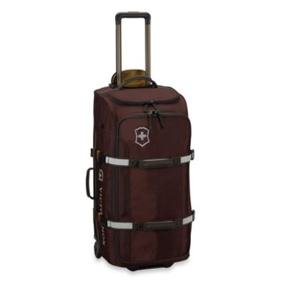 Victorinox® CH-97™ 2.0 Alpineer Wheeled Duffel in Purple