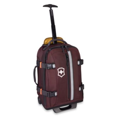 Victorinox® CH-97™ 2.0 20-Inch Tourist Wheeled Backpack in Purple