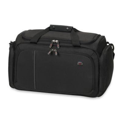 Werks Traveler 21-Inch Cargo Duffel in Black