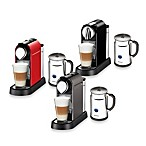 Nespresso® Citiz & Milk Espresso Maker and Aeroccino Plus Bundles