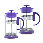 Grosche Zurich French Presses in Purple