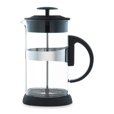 Grosche Zurich 8-Cup French Press in Black