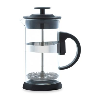 Grosche Zurich 3-Cup French Press in Black