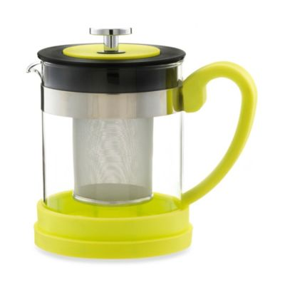 Grosche Valencia 2-Cup Infuser Teapot in Green