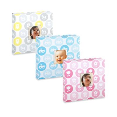 Pearhead™ Nursery Collection Photo Album