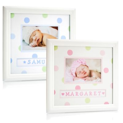Pearhead Personalized Name Frame