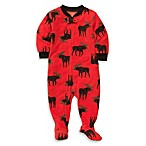 Carter's® Blanket Sleeper in Red Moose