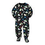 Carter's® Space Print 1-Piece Sleep and Play Footie
