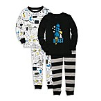 Carter's® Space Print Snug Fit 4-Piece PJ Set