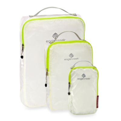 Eagle Creek Pack-It Specter Cube Set of 3 in White