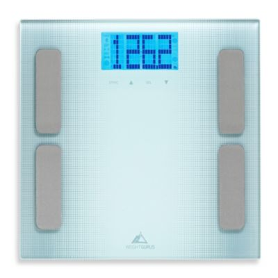 Weight GURUS appSYNC™ Body Composition Bathroom Scale